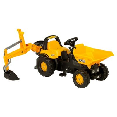 JCB Exclusive Ride-On Dumper Truck