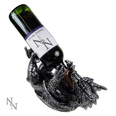 Dragon Guzzler Wine Holder