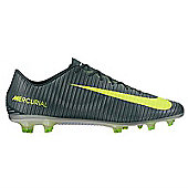 Nike Mercurial Veloce III CR7 FG Football Boots - Green
