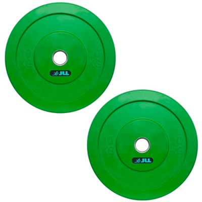 JLL Olympic Weight Plates - 2 x 10kg