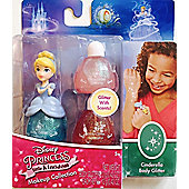 Disney Priness Little Kingdom Makeup Collection - Cinderella Body Glitter