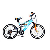 "Concept Outlaw Boys 18"" Wheel 6 Speed Mountain Bike"