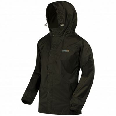 Regatta Pack It Jacket II Mens Bayleaf XS