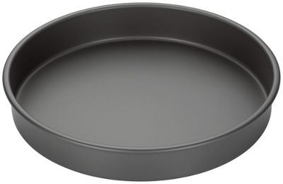 Stellar Hard Anodised Round Sandwich Cake Tin Pan 30cm