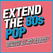 Various Artists - Extend The 80S Pop