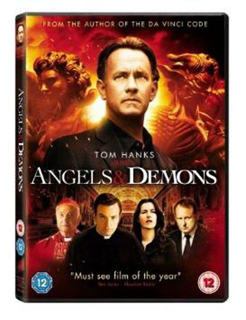Angels And Demons (DVD)
