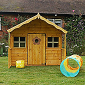 """Mercia 6x5'6"""" Flower Playhouse"""