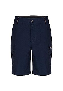 Regatta Mens Delph Shorts - Navy