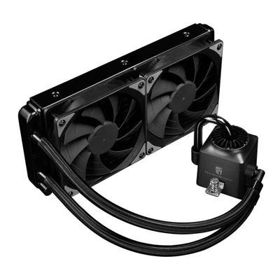 DeepCool CAPTAIN 240 EX RGB AIO Silent Extreme CPU Liquid Cooler