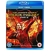 The Hunger Games: Mockingjay Part 2 BLU RAY