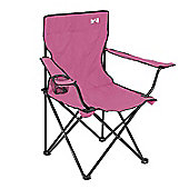 Trail Folding Camping Chair - Pink