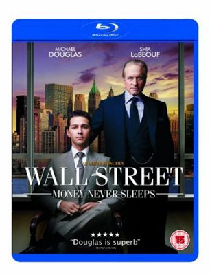 Wall Street Money Never Sleeps Blu Ray