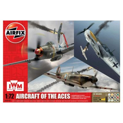 Airfix Aircraft Of The Aces Gift Set