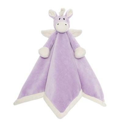 Baby Comforter - Unicorn, Baby Comforters, Baby Gifts, Baby Comforter Blankets, Baby Soother