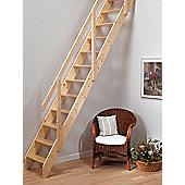 TB Davies Madrid Wooden Loft Stair Kit