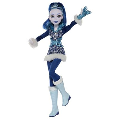 Dc Superhero Girls Frost 12 Inch Action Doll