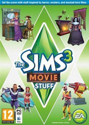 The Sims 3- Movie Stuff