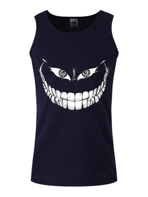 Crazy Monster Navy Men's Vest