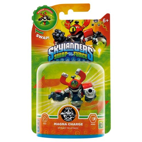 Skylanders Swap Force Character :  Magna Charge