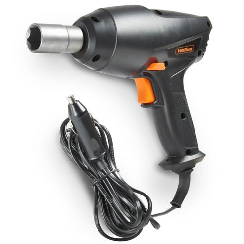 VonHaus 12V Impact Wrench Driver Kit