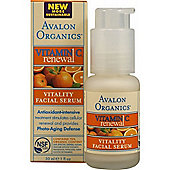 Vit C Vitality Facial Serum 30ml