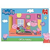 Peppa Pig Jigsaw Puzzle (35-Piece)