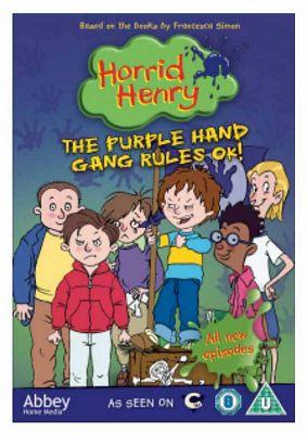 Horrid Henry: Purple Hand Gang (DVD)