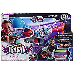 Nerf Gun Rebelle 4Victory Quatro Blaster