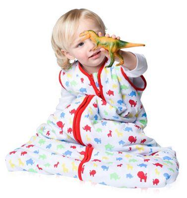 Snoozebag Baby Sleeping Bag 18-36 Months Jungle Fun 1.0 tog
