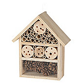 Medium Wooden Bee and Insect Hotel