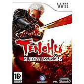 Tenchu - Shadow Assassins - NintendoWii
