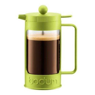 Bodum BEAN Coffee Maker, 8 Cup, 1.0L, Limegreen