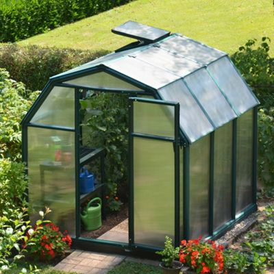 Rion Eco Grow 6x6ft Green Greenhouse