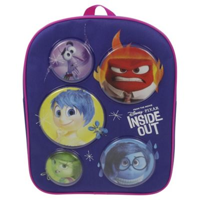 Inside Out 3D Backpack