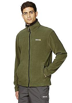 Regatta Fairview Zip-Through Fleece - Green