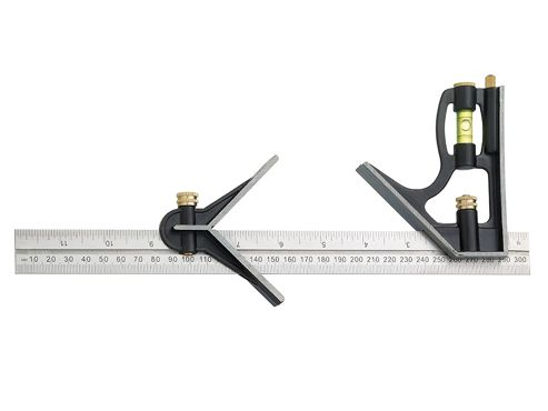 Fisher FB225ME Combination Square 300mm (12in)