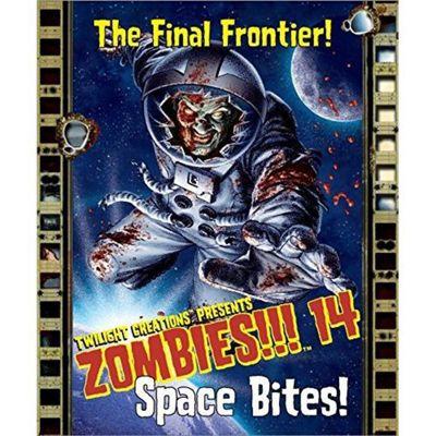 Zombies 14: Space Bites