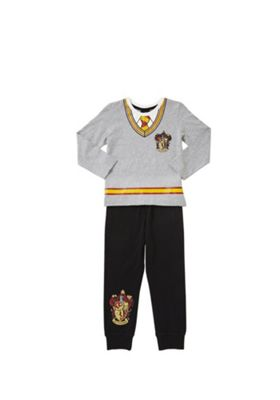 Warner Bros. Harry Potter Gryffindor Pyjamas with Bookmarks Multi 7-8 years