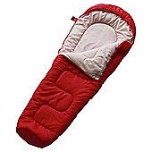 Tesco 200gsm Kids Sleeping Bag Pink