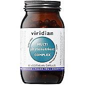Viridian MultiPhytoNutrient Veg Caps 90