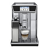 Delonghi PrimaDonna Elite Top Bean To Cup Coffee Machine