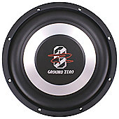 Ground Zero Iridium 250X Subwoofer