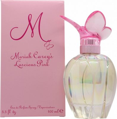 Mariah Carey Luscious Pink Eau de Parfum (EDP) 100ml Spray For Women