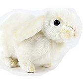 Hansa 32cm Lop Ear Bunny Plush Soft Toy