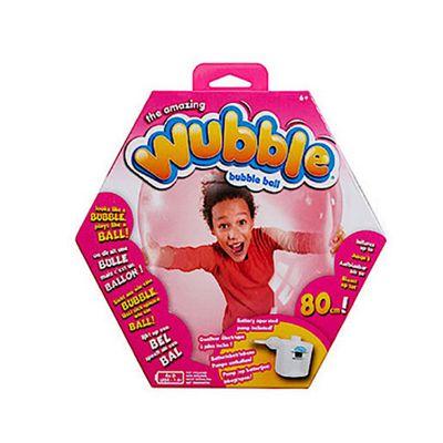 Wubble Bubble with Pump - Pink