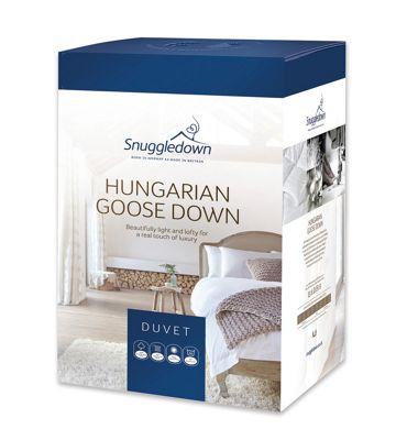 Snuggledown Ultimate Hungarian Snuggledown Goose Down 13.5 Tog Duvet Single