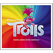 Various Artists-Trolls Original Soundtrack (Tesco Exclusive Slip Case)