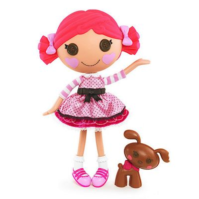 Mga Entertainment Lala-Oopsie Toffee Cocoa Cuddles Doll