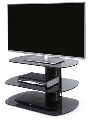 Off The Wall SKY 800 GRY Skyline TV Stand for up to 40 inch - Grey
