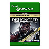 Dishonored: Death of the Outsider Deluxe (Digital Download Code)